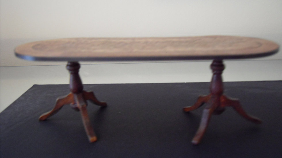 Handmade 1/12th scale dolls house miniature