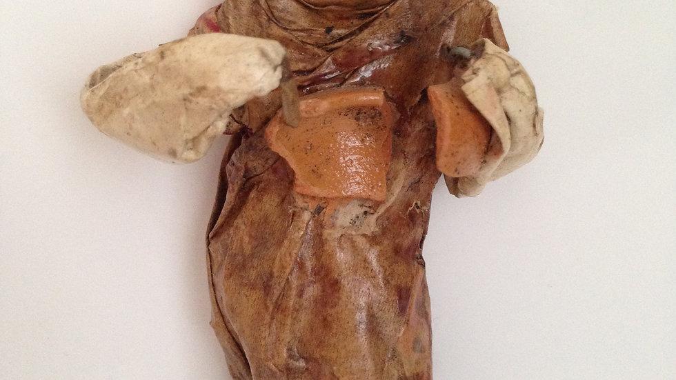 Pre-owned Tudor style figure.