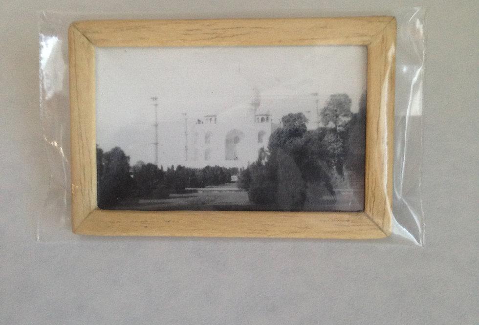 Black & White Framed Photograph
