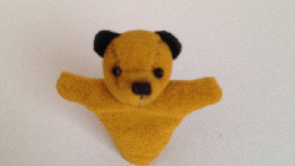 Sooty Miniature Puppet