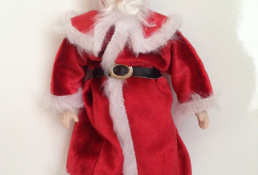 Father Christmas' Doll