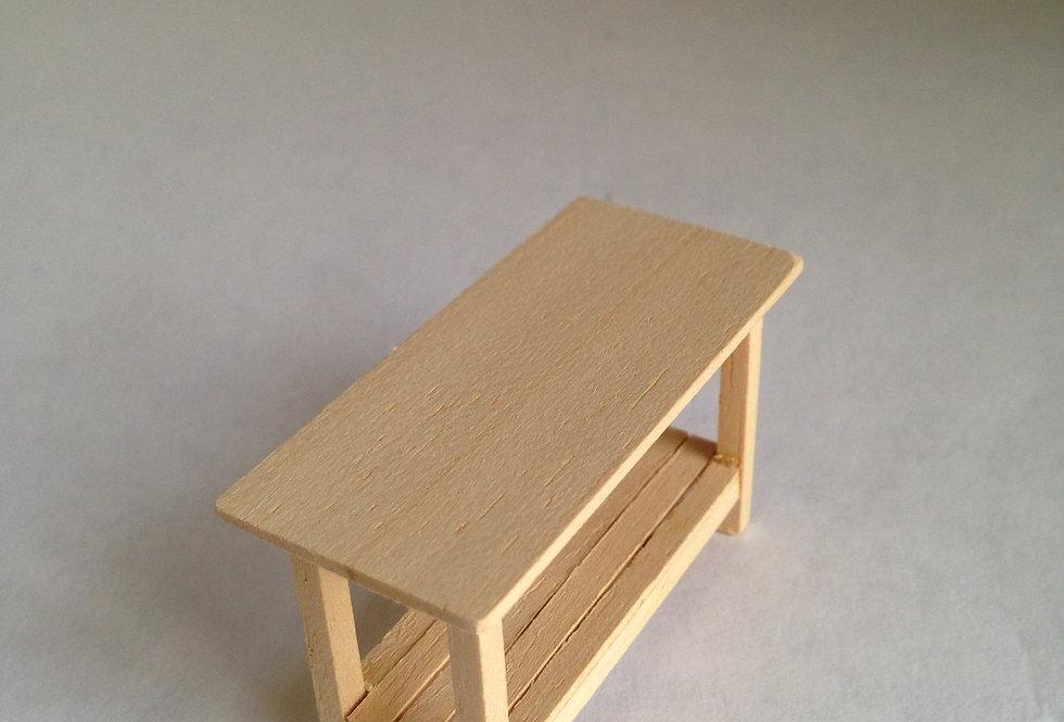 Whitewood Kitchen Table