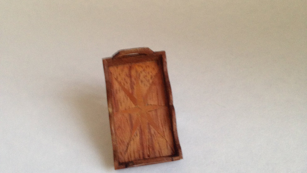 Handmade 1/12th scale dolls house miniature