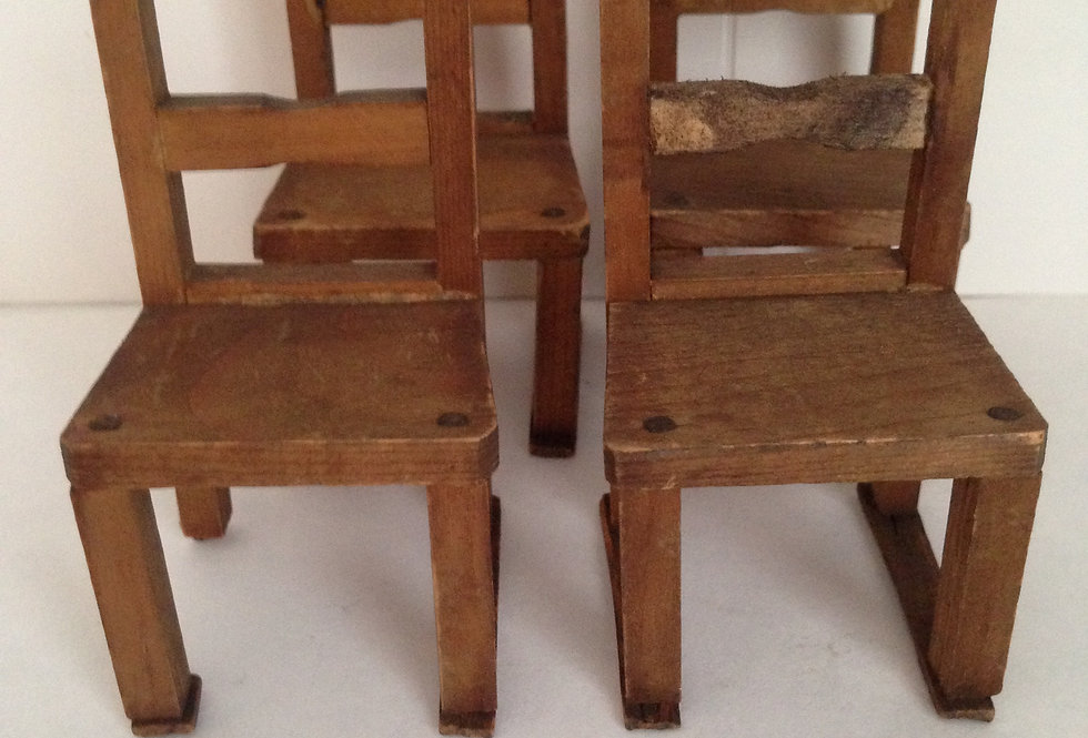 Vintage Chairs (x4)