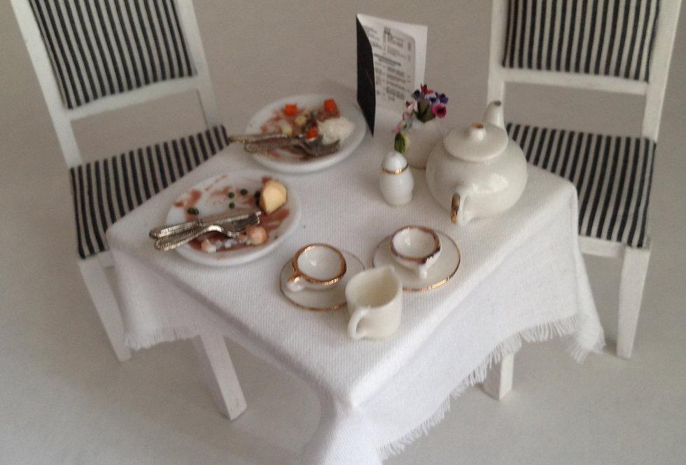 Complete Café Set