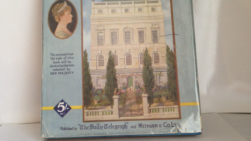 The Queen's Dolls House book