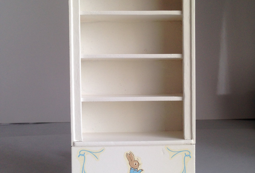 Genuine Peter Rabbit Drop Sided Cot