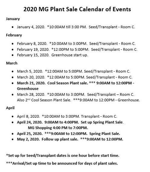 Plant Sale Events 2020.JPG
