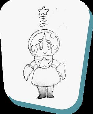 Accme Zaperella Sketch 1