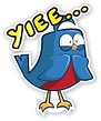 accme birb sticker 8