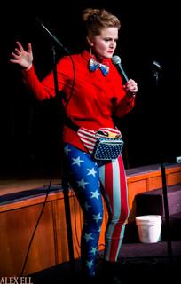 America Lady 2017