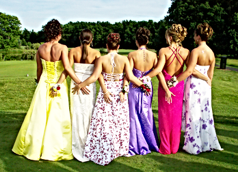 Proms and Balls