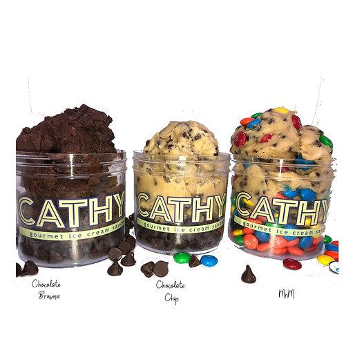 The Chocolate Trio
