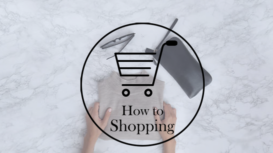 how to shopping