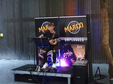 Marco Kappel Live im HFünfGarten