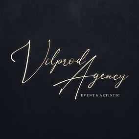 logo événements grand public agence événementielle artistique vilprod agency