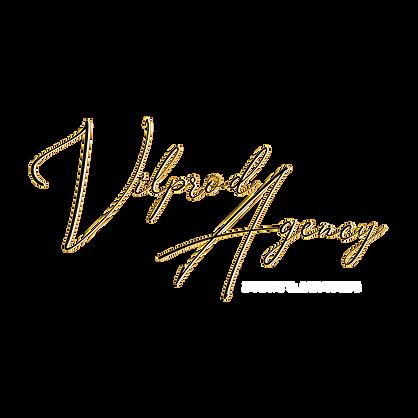 logo accueil agence événementielle artistique vilprod agency