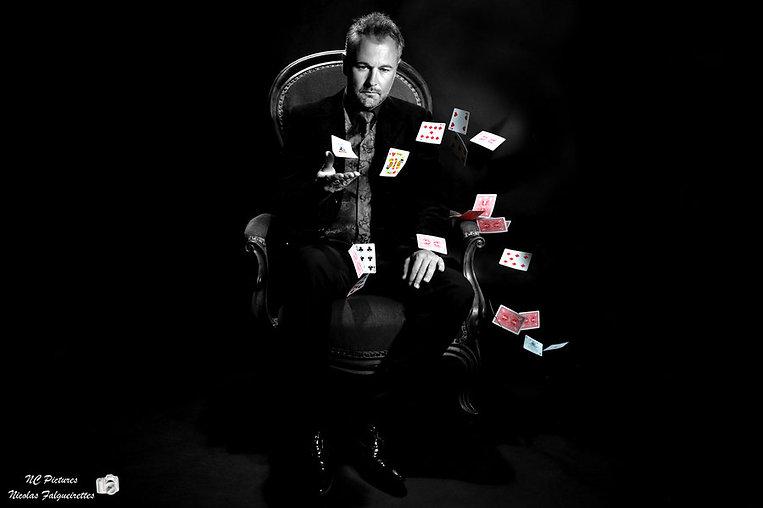 michel kaplan magiciens mentalistes hypnotiseurs agence événementielle artistique vilprod agency