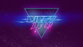 logo dirty disco événements grand public agence événementielle artistique vilprod agency