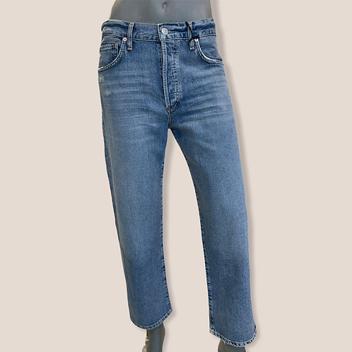 Jeans COH Emery Crop Relaxed