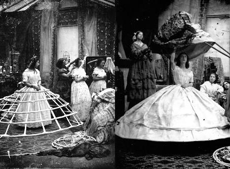 A fascinante história da moda: Parte I