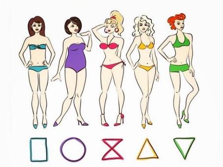 Biotipos femininos, você sabe definir o seu?