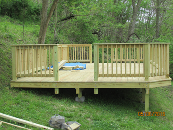 Ideas From Ed: Baluster Buster
