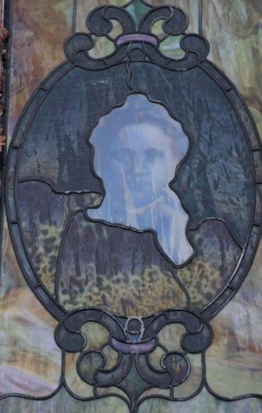 """Honorable Mention """"Woman in the Window"""" by Sally Dexter"""