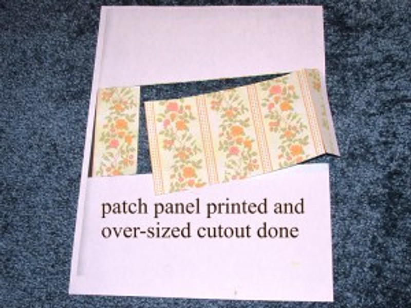 Patched Panel