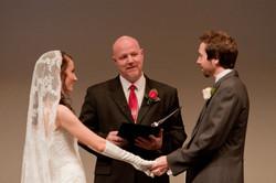 Pastor Brent Anderson wedding