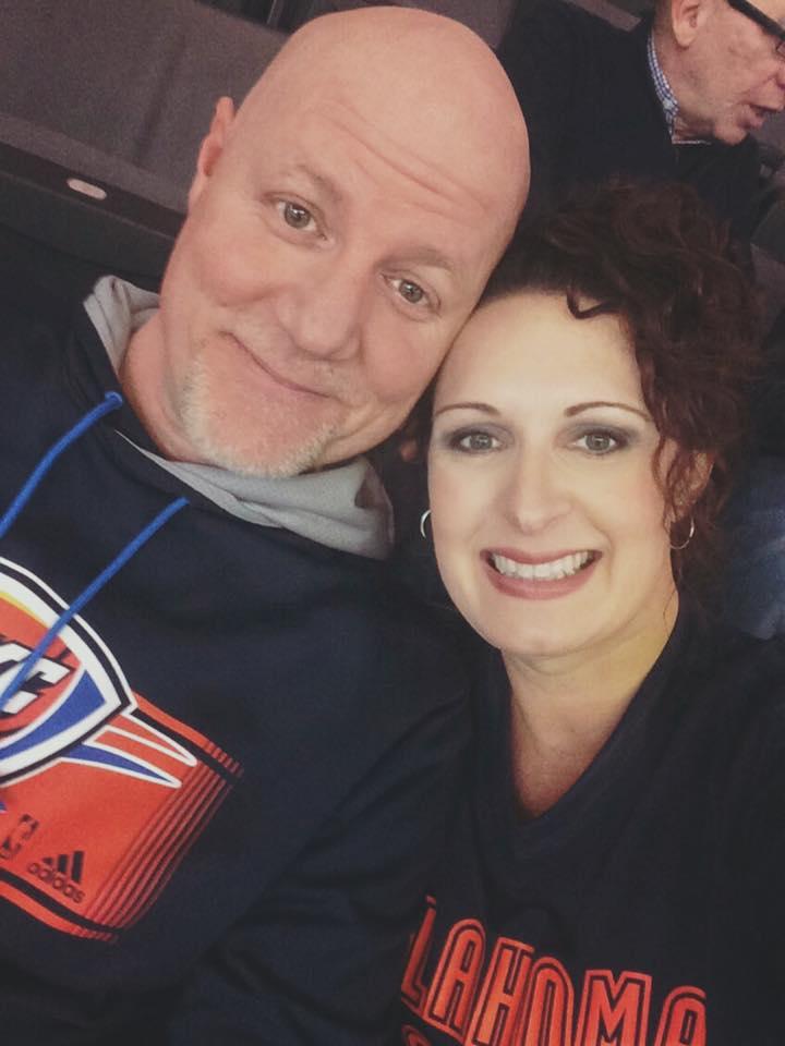 Brent & Sharon Thunder Game