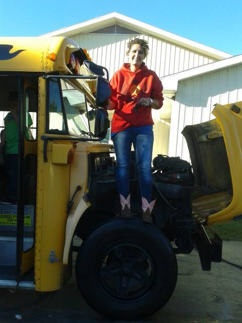 Sharon Anderson bus ministry