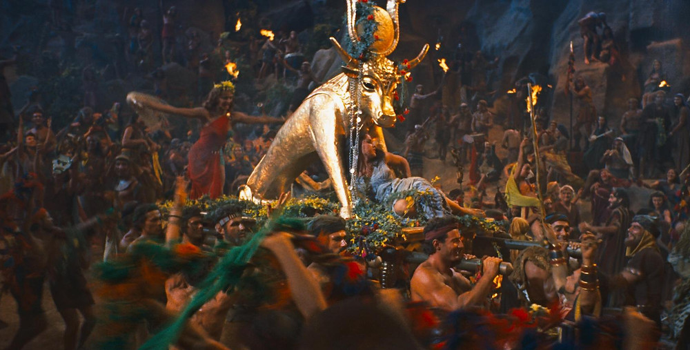 Israel Golden Calf