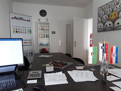 Pisarna v Sloveniji