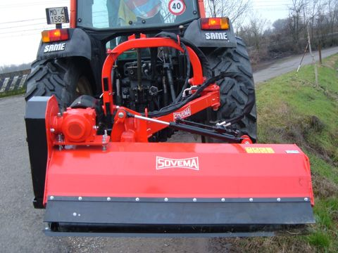 TDF-S | Agricultural Implements | Sovema srl | Modena