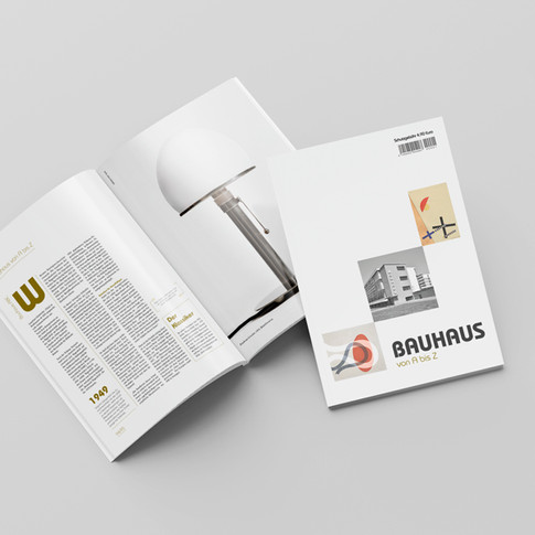 Das Bauhaus Magazin