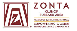 Zonta Club Logo_Horizontal_Color_ BURBAN