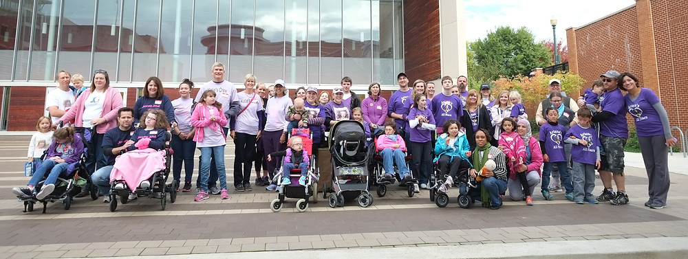 stroll for Rett syndrome research