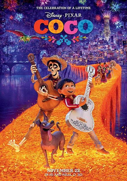 Kids' Movie Review: Coco