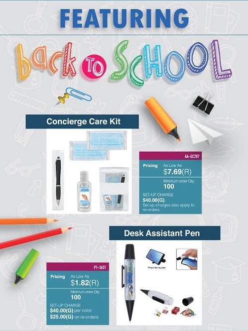 Needing Office & School Essentials