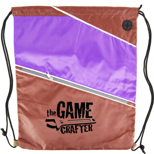 MULTI COLOR DRAWSTRING BAG