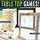 Thumbnail: Unique Promo Table Top Games