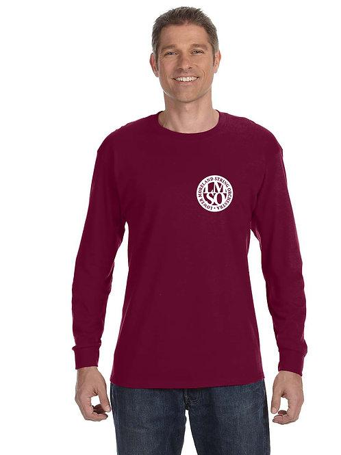 Gildan 5.3 oz. Long-Sleeve T-Shirt