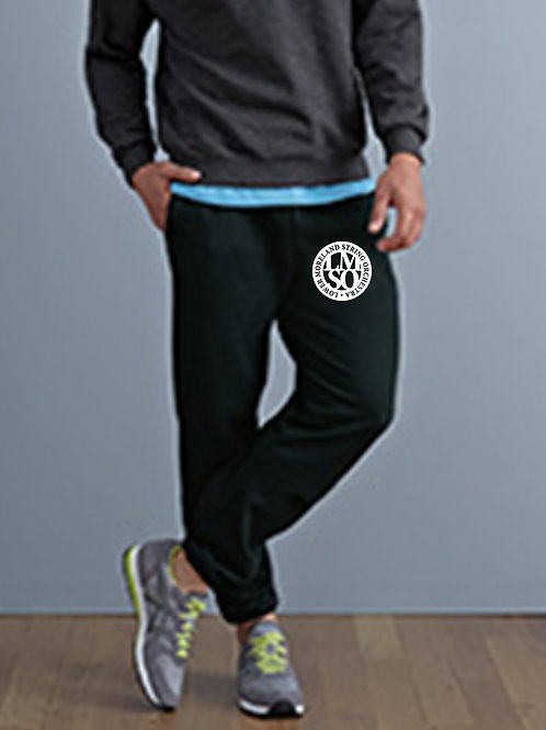 Jerzees 9.5 oz. Super Sweats NuBlend® Fleece Pocketed Sweatpants