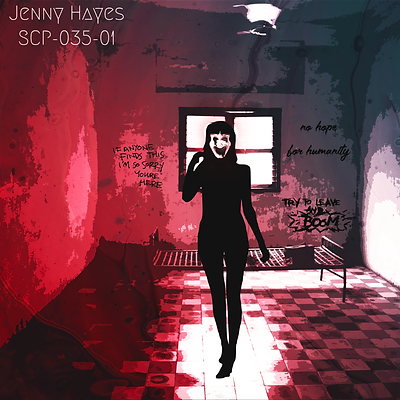 Jenny Hayes - SCP-035-01 (front).png