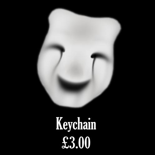 SCP-03-01 Keychain