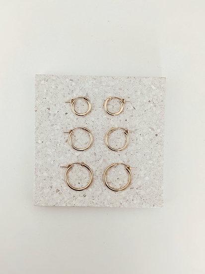 Large Lux Earrings