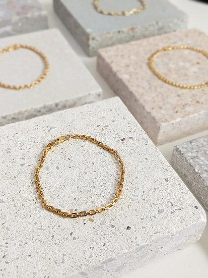 Square Flat Bracelet