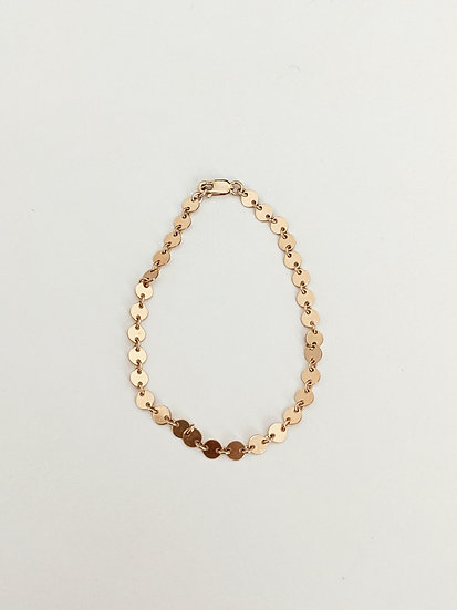 Sequence Anklet