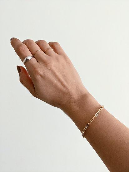 Flat Clip Bracelet